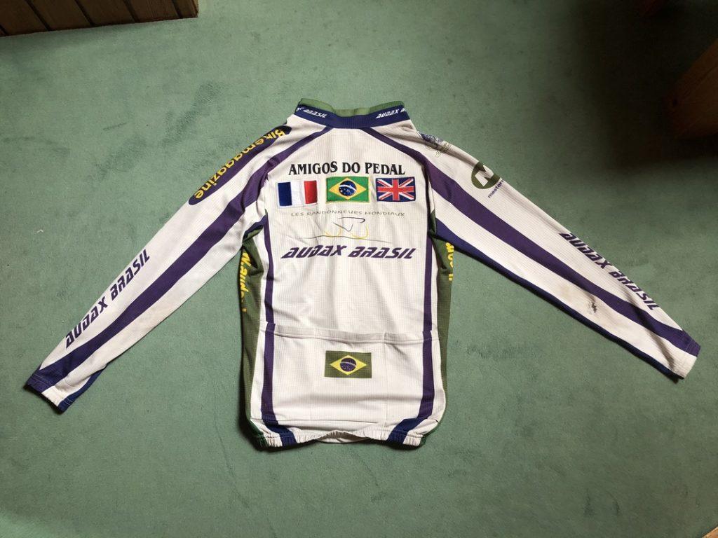 Original Club Audax Brasil Jersey
